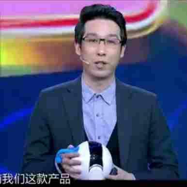 亚洲城娱乐欢迎您_亚洲城儿童机器人亮相《创客中国》